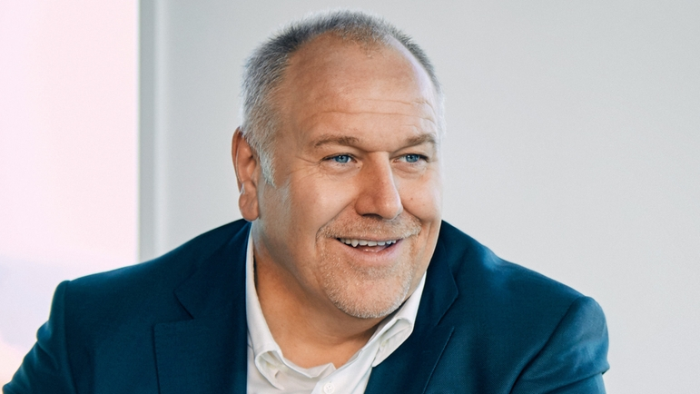 Matthias Altendorf, CEO do grupo Endress+Hauser.