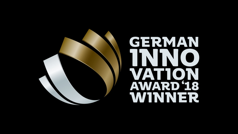 German Innovation Award 2018 Winner